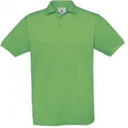 CGSAFE - B&C Safran / Kids Polo Shirt B&C wit