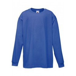 SC61007 - Kids Valueweight Long Sleeve wit