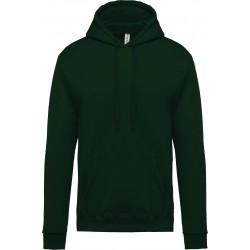 K476 hoodie zwart