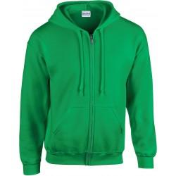 GI18600 - Heavy Blend™ zoodie irish green