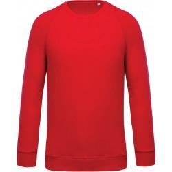 K480 - Herensweater BIO red