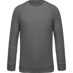 K480 - Herensweater BIO stormgrey
