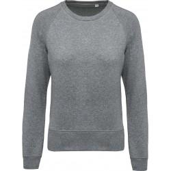 K481 - Damessweater BIO zwart
