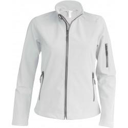 K400 - Dames softshell jas navy