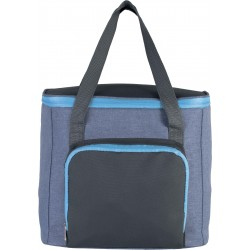 KI0347 - Koeltas light blue/heather dark grey