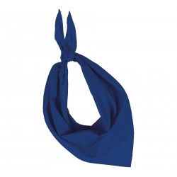 Fiesta Bandana royal blue