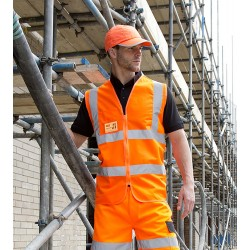 R202X - Core Zip ID Safety Tabard