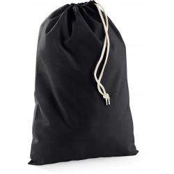 W115 - Cotton Stuff Bag natural 15*10 cm, tot 22 nov -55%
