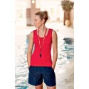 - 30% Fruit of the loom Lady-fit Valueweight Vest