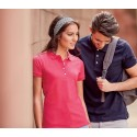 -25% Ladies' Stretch Polo Shirt Russel