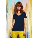 CGTW045 - Organic Cotton Inspire V-neck T-shirt / Woman -40%